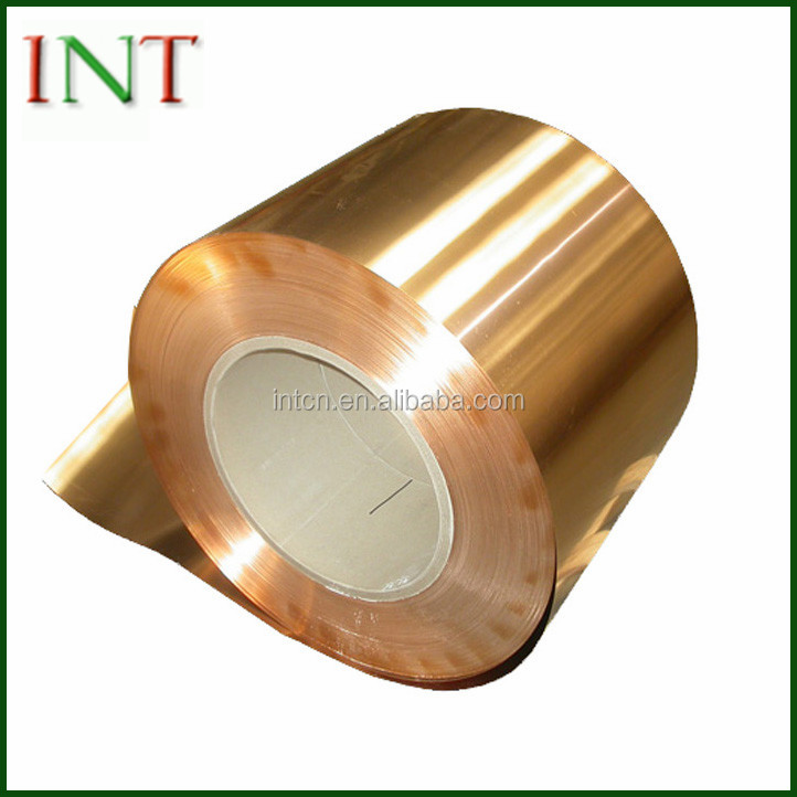 Factory supply Phosphor copper alloy bronze strip C51000