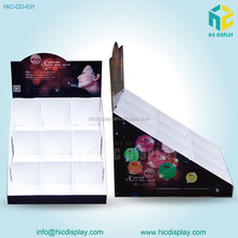 Fashion countertop cosmetic display stand