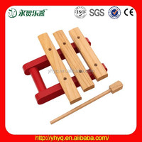 China colorful mini percussion baby puzzle xylophone