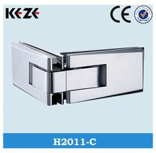 H2011 Shower Room Door& Window glass hinges& investment casting hinge