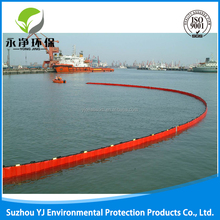 Oil Containment Type PVC Booms