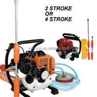 4 STROKE Engine Operated Mobile Portable