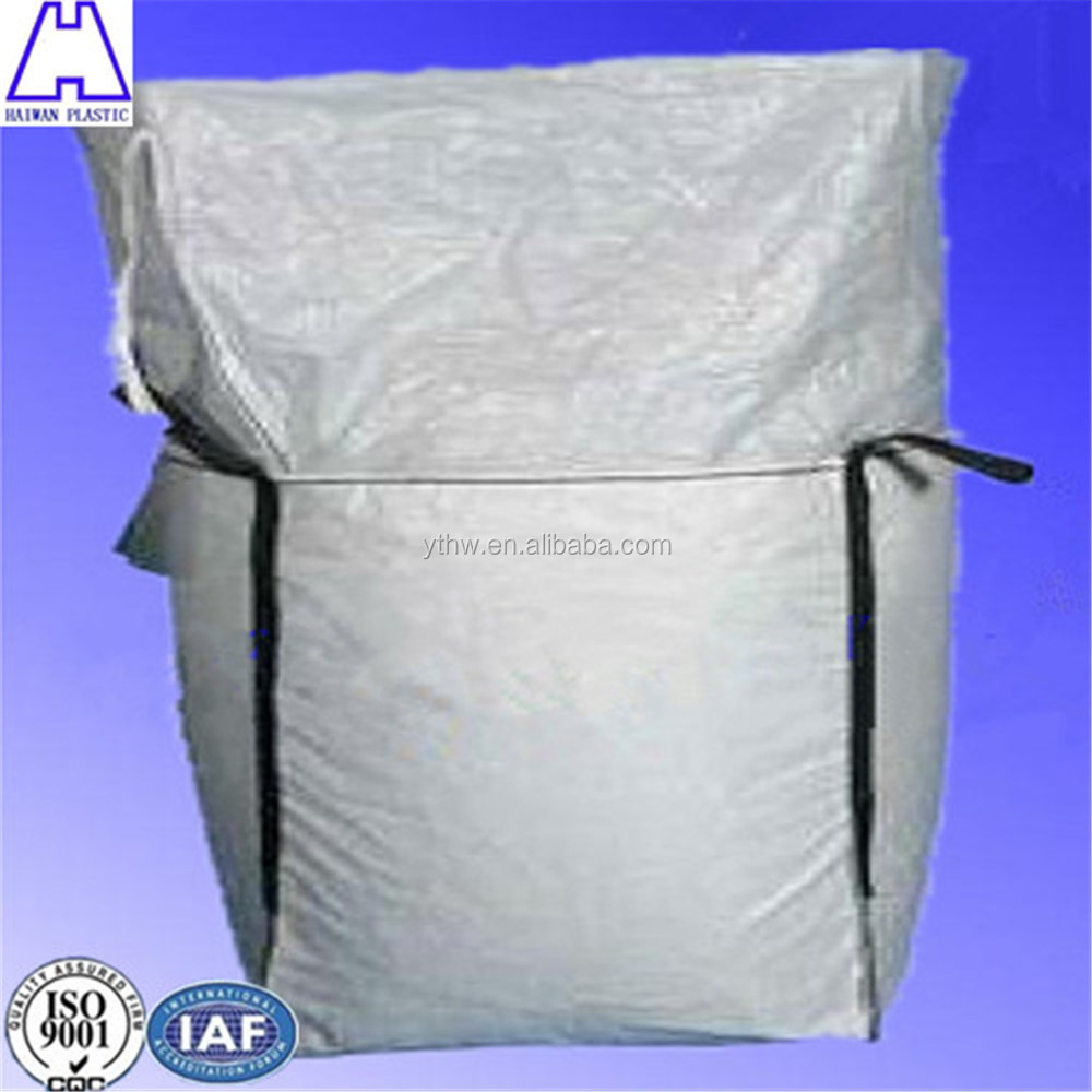 used scrap polypropylene jumbo bag