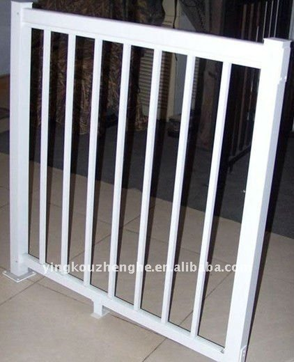 china iso 9001 cheap price aluminium extrusion profile fence t posts