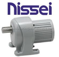 High quality and High-performance 50 watt geared motor NISSEI for industrial use High-precision and Accurate