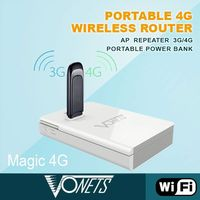 4g wireless router with sim card slot mini pocket 3g wifi router Magic 4g