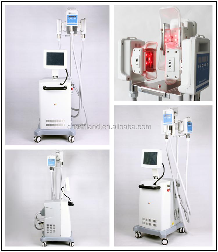 Remodelage du corps minceur graisse gel cryolipolysis machine