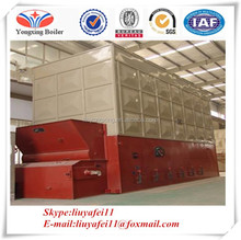 China manufacturer Soft coal fired steam boiler industrial hot oil heater / thermal heating boiler