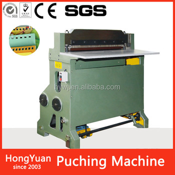 2017 Cheap Promotional/School/Office Supply Top Quality Paper Punching Machine For Calendar Thumb Cut