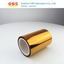 Silicone Adhesive Polyimide Tape Heat Resistant High Temperature Polyimide Tape