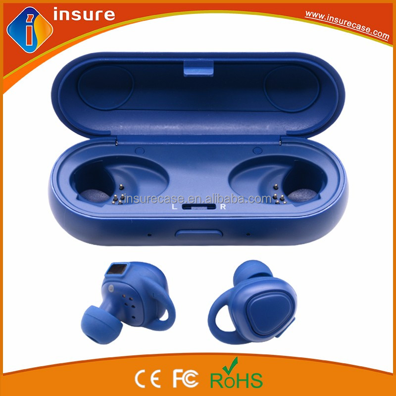 Fashion new in-ear stereo wireless bluetooth headset, bluetooth earphone for sport
