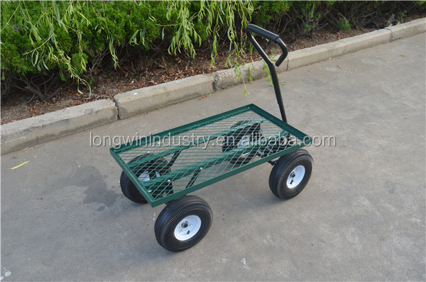 Farm and Ranch Flatbed Utility Cart