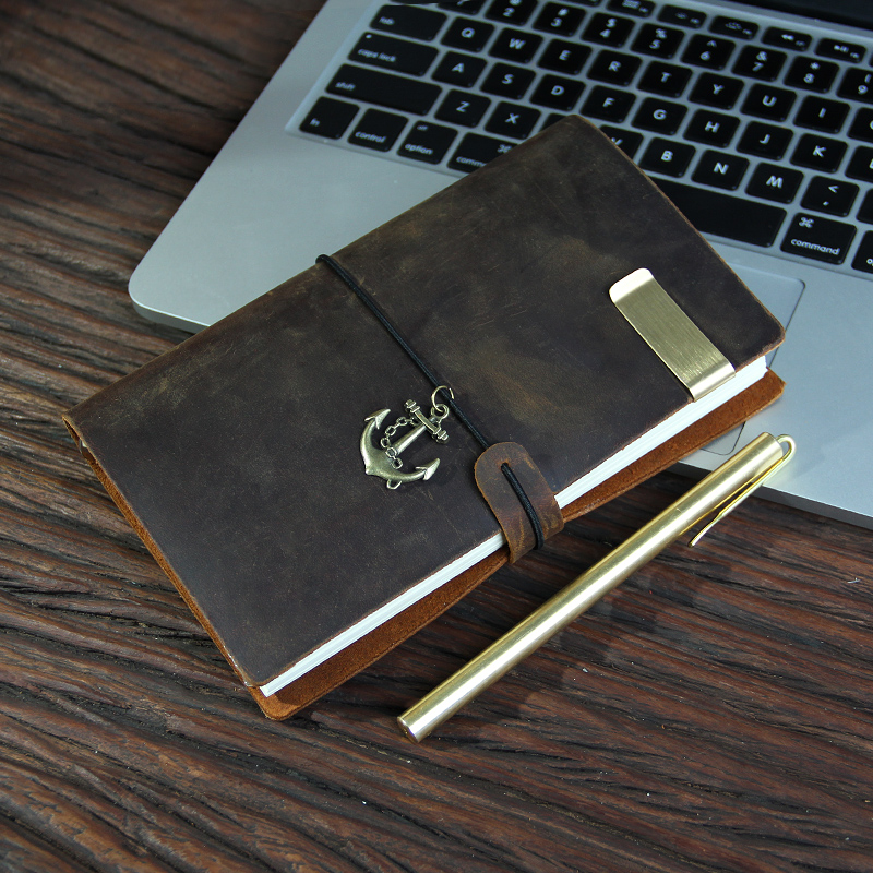 L320 New products on china market leather bound china price notebook,leather bound account book,leather book a3
