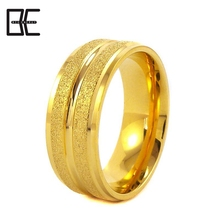Fashion Latest Titanium Ring New Design Gold Finger Ring Jewelry Luxury Fashion Jewelry