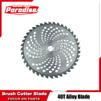 Cheap Price Garden Tools 40T Universal Brush Cutter Saw blade