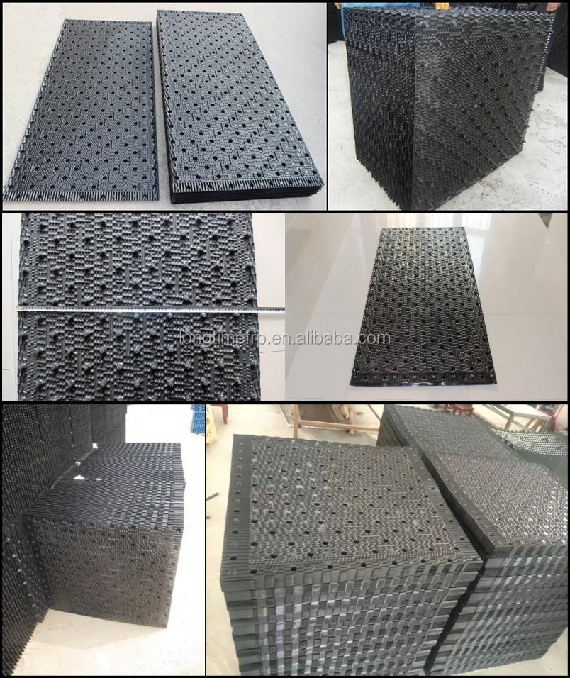 750*800mm Liangchi Pvc Filler\/ Cooling Tower Fill Pack\/ Liangchi Fill ...