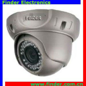 "cheap 650TVL Color Sony 1/3"" CCD vandalproof IR dome cctv security camera"