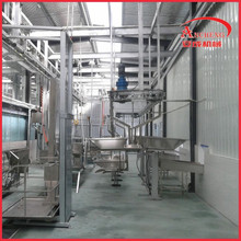 Cattle complete slaughtering equipments line for cow abattoir