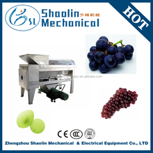 Best selling fresh grape crushing machine with high efficiency