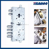 TLJ201 Italy Quality Double BItted Lock Body For Exterior Amored Door