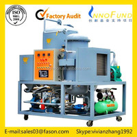 Waste turbine/engine diesel cleaning system/purification system