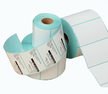 Gute preis thermotransfer-etiketten, thermotransfer barcode label