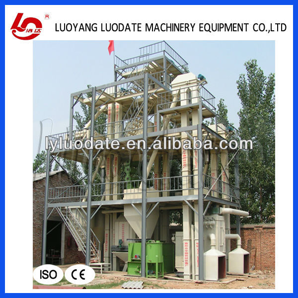 hot selling small scale pet/fish/chicken/sheep feed pellet production line for sale