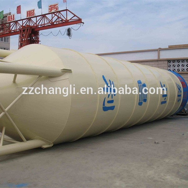 Professional Manufacturer Changli 50T Welded Type Cement Silo Tank,cement silo with low cost