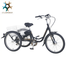 Hot sale tricycle with two wheels in front