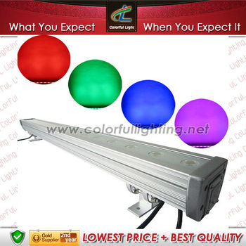 Colorful Light 18x3W RGB 3 in 1 LED Wall Washer Light