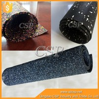 beutiful recycled rubber indoor, rubber roll indoor playground,rubber floor roll