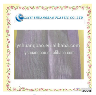 For packing agricultural products Cheap plastic PP woven bags