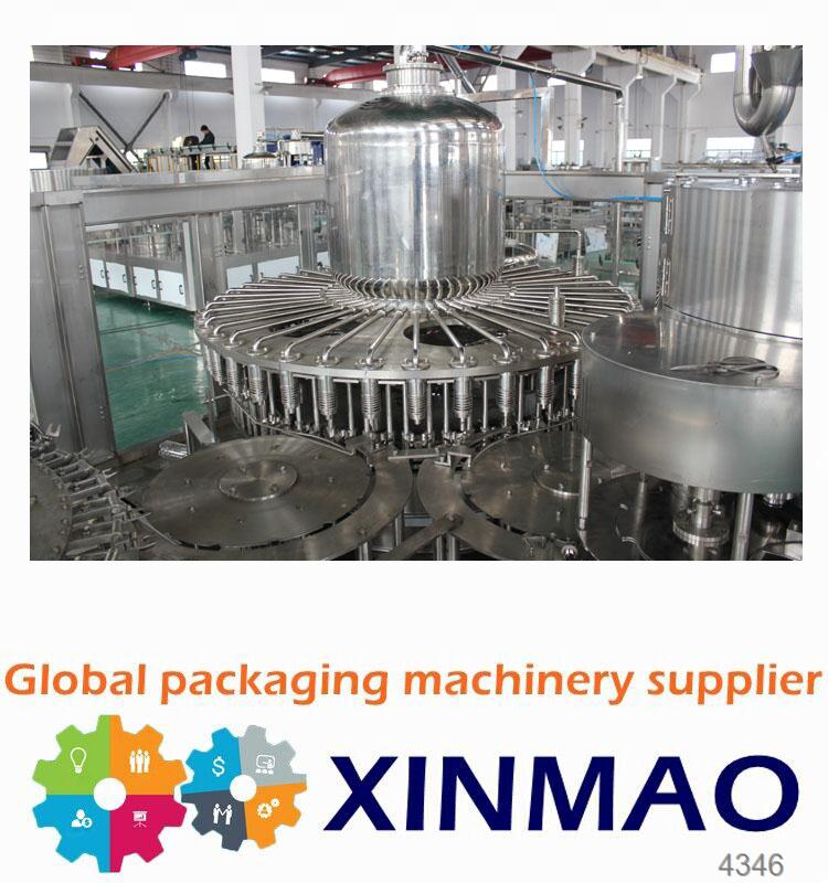 Full Automatic juice making machine price in india /juicer filling machine