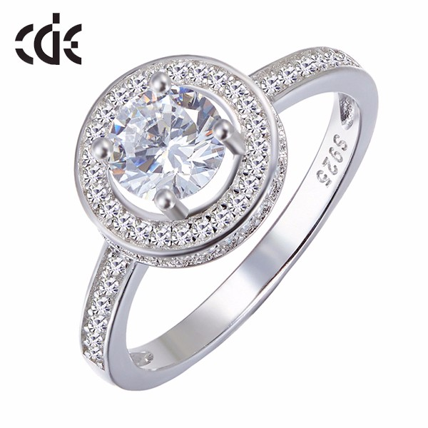 Popular and beautiful 925 silver ring made in china latest sterling silver ring top rated 5925 silver ring diamond