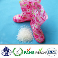 pvc grnaules for rainboots