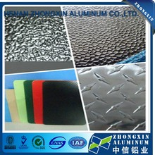 High-quality and good price pressed aluminium sheet all pattern
