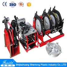 315mm/90mm hdpe pipe butt fusion welding machine