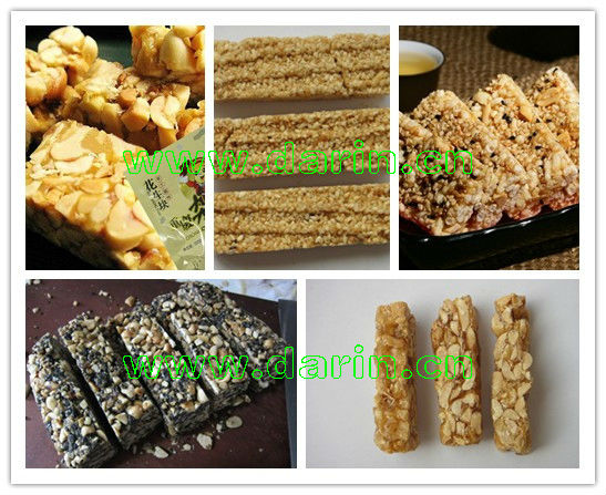 Full Automatic Granola Bar Cutting Machine Price