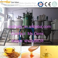Stainless Steel /Sunflower Oil Refine Machine /Edible Oil Refine Machine