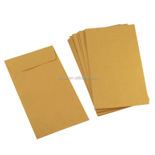 Color fashion art envelopes beautifully sticks kraft paper envelope