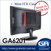 GA6201 Mini ITX Digital Signage with Low Profile CPU Cooler Solution