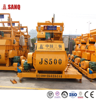 Used In Concrete Batching Plant Portable Concrete Mixer Machine For Sale