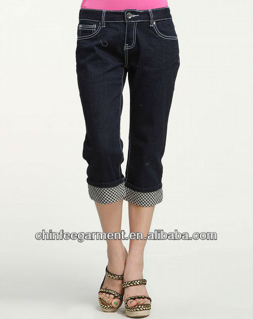 Women Fashion Jeans Designs 2013