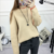 2017New fashion long sleeve knitted jacket