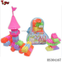 37pcs low price plastic building blocks toys mastermind for kids