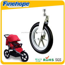 Finehope brand ,Steel material high quality Wheel Chair pu tire