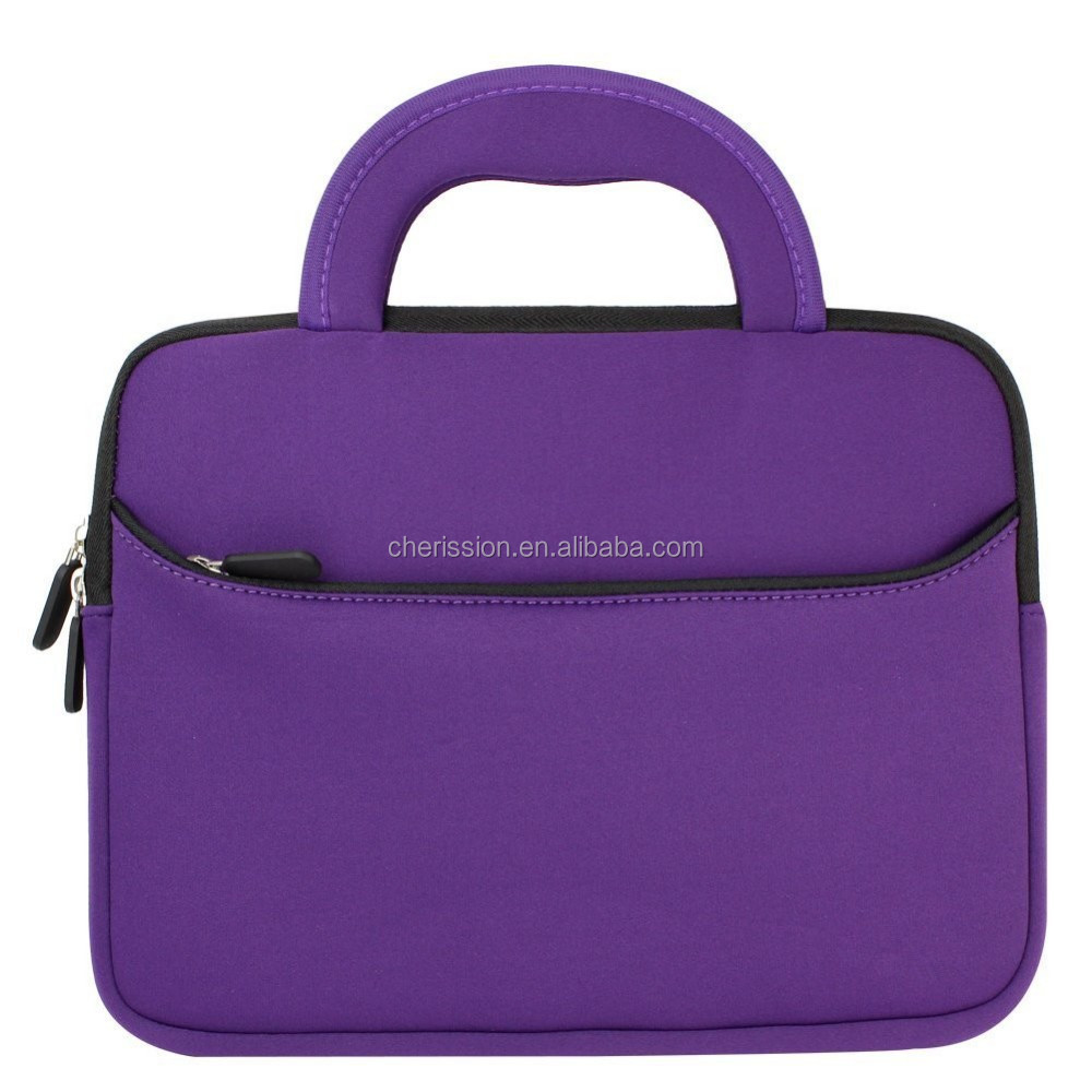 2015 Hot Selling Neoprene Zipper Carrying Sleeve Case Bag
