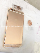 China factory have professional experience for iphone 6 6 plus housing rose gold plated