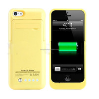 Best Price High Quality Wholesale Case External Backup Battery Charger Case for Iphone 5 5S 5C