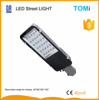 solar led street lamp /light3 years warranty with ce rohs made in china alibaba gold supplier